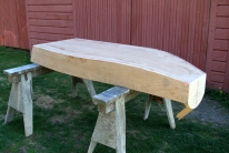 13. Gunning Box ready for glassing
