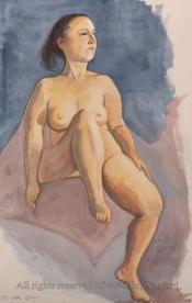 13. Watercolors