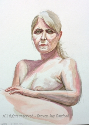15. Watercolors
