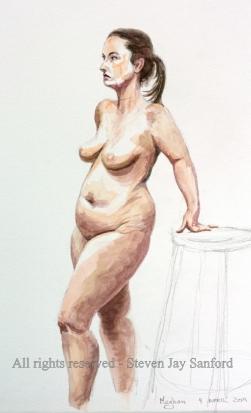 17. Watercolors