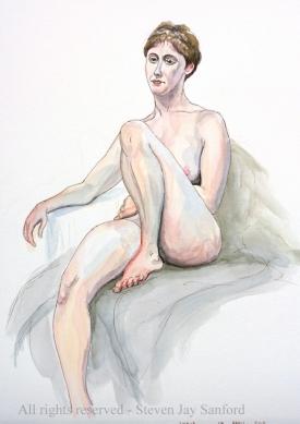 19. Watercolors & Ink
