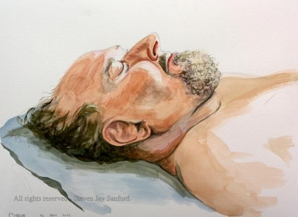 21. Watercolors