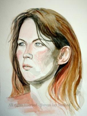 22. Watercolors