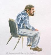 31. Watercolor sketch