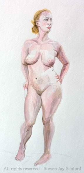 40. Watercolor