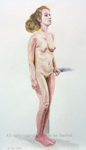 41. Watercolor