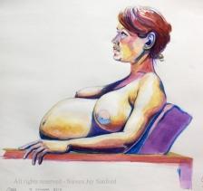 4. Watercolors
