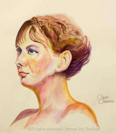 6. Watercolors