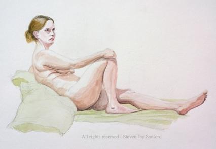 42. Watercolor