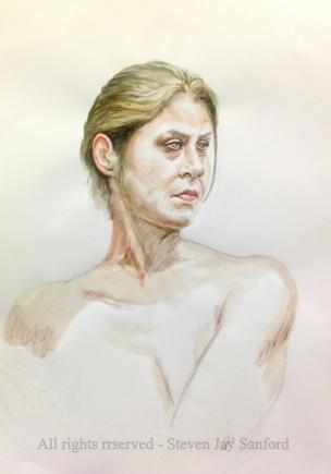 43. Watercolor