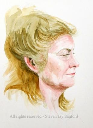 48. Watercolors