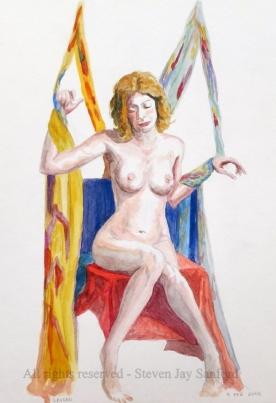 54. Watercolors
