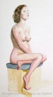 58. Watercolors