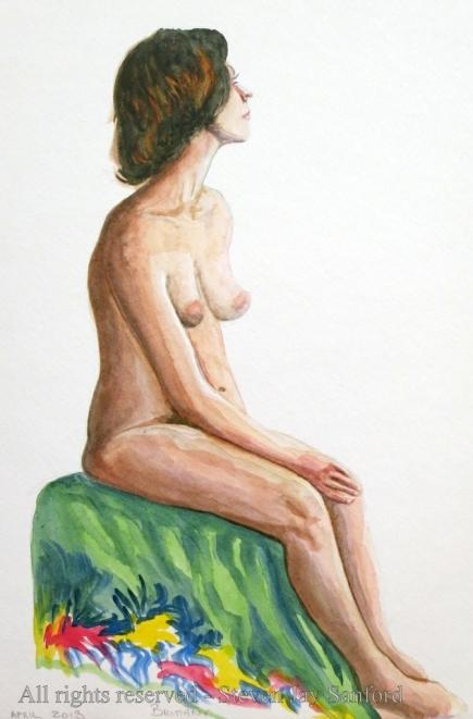 60. Watercolors