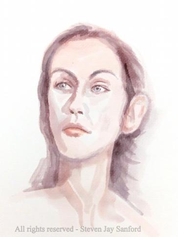 63. Watercolors