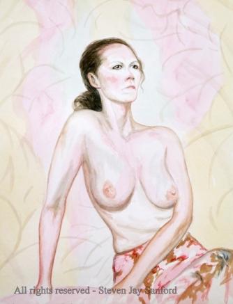 64. Watercolors