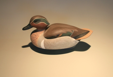 Balsa Greenwing Drake - 1994