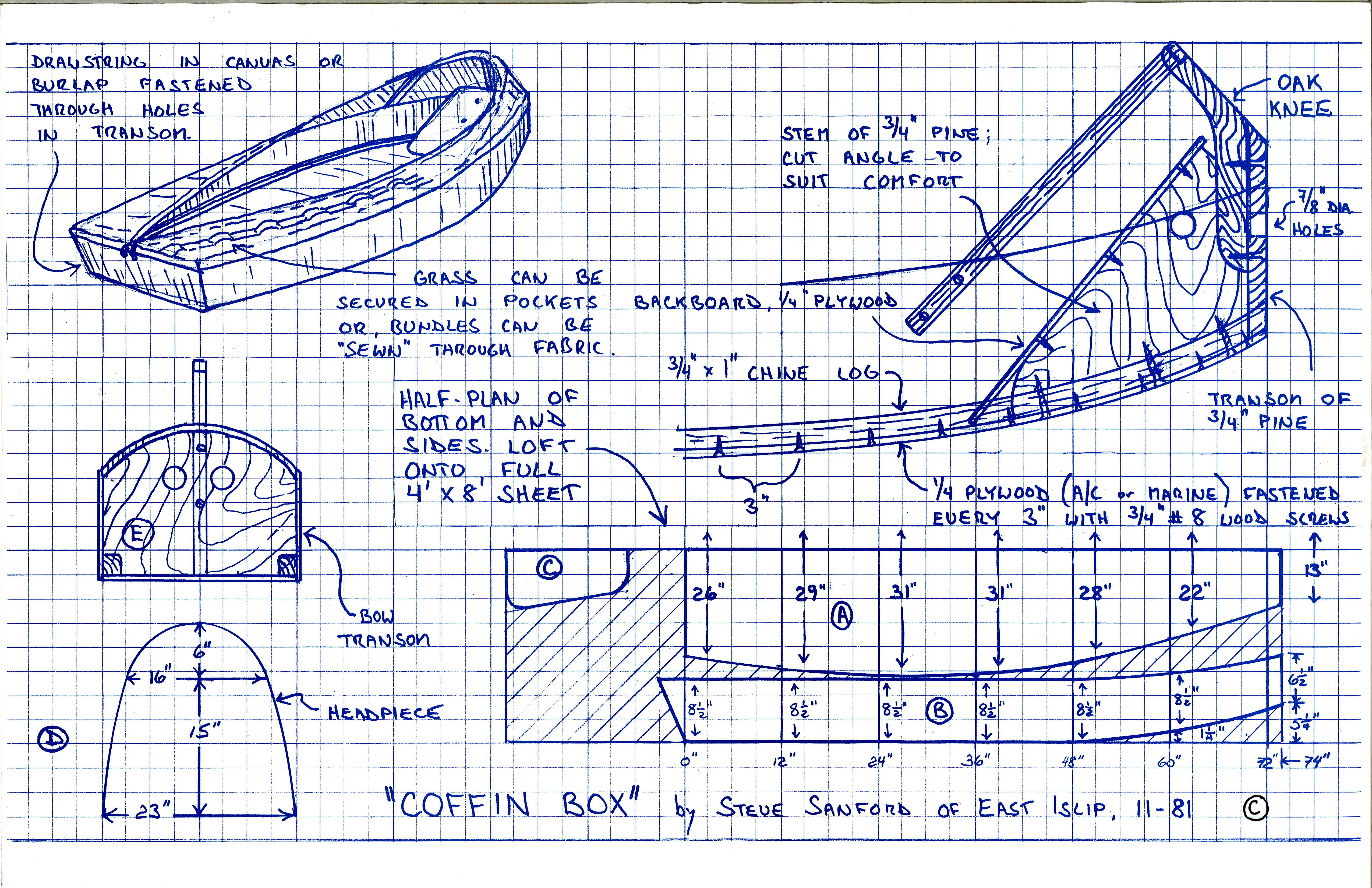 Diy Coffin Construction Plans Download Woodworking Clamps