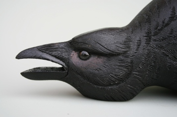 Decoys & Carvings - Crow