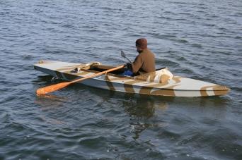 Boats & Canoes - Sunfish conversion