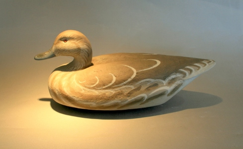 McDuffie Pintail Hen - painted 2011 WS