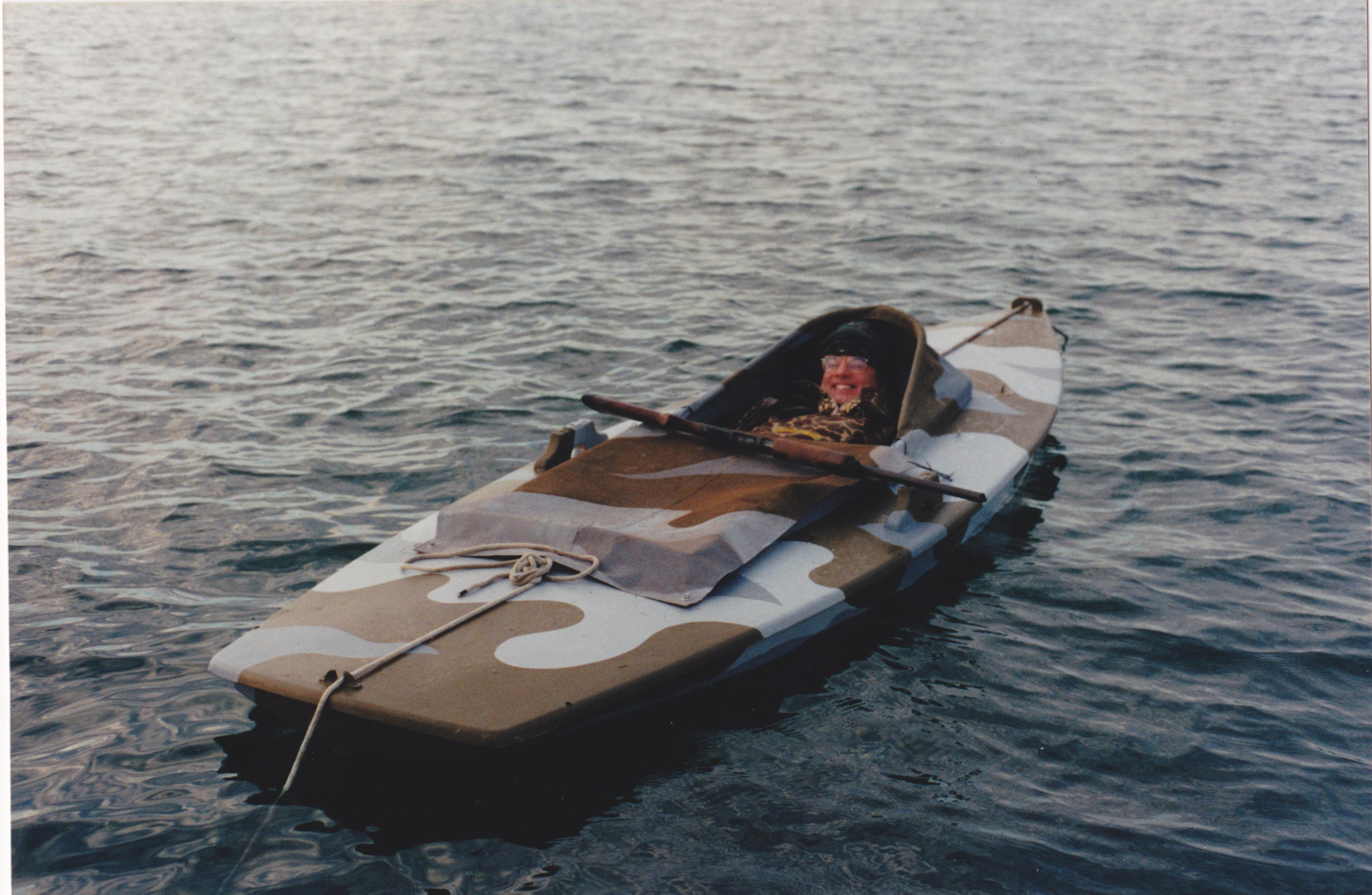 Gilgo Gunboat | Steven Jay Sanford