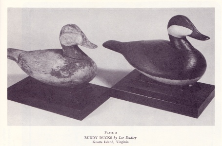 Ruddies - Wild Fowl Decoys Plate 2