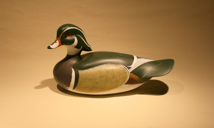 S J Sanford - Wood Duck