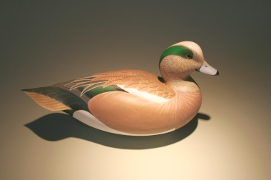 Decoys & Carvings - Wigeon
