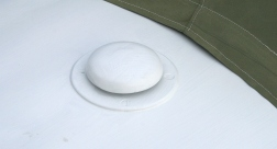 4 - I replaced the heavy galvanized cap - which I recall since my earliest childhood - with a more traditional wooden plug.