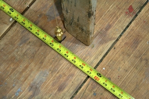 2-16 Beam is 3-foot-6 and 5/8 inches.