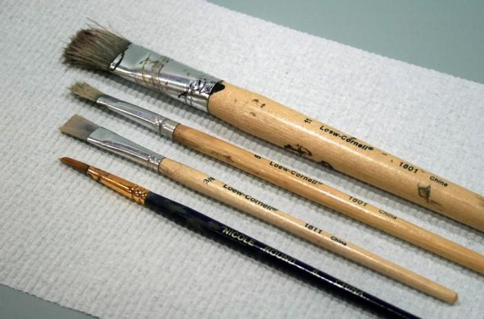 2 Brushes