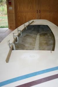 15 Deck purlins length vert