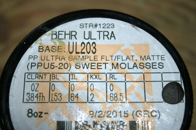 21 Sweet Molasses