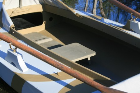 48  Rowing seat