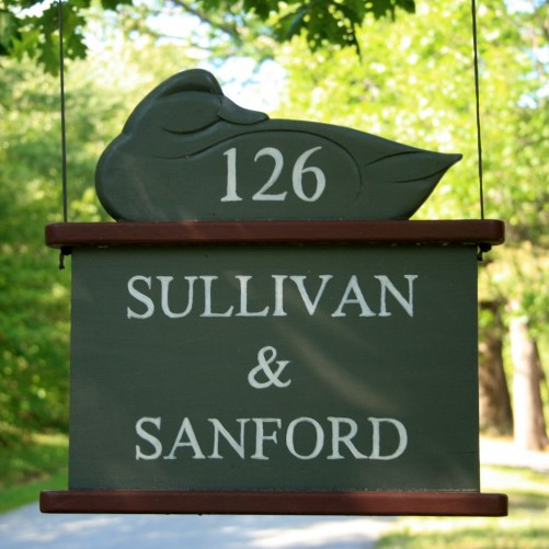 1a Camp sign