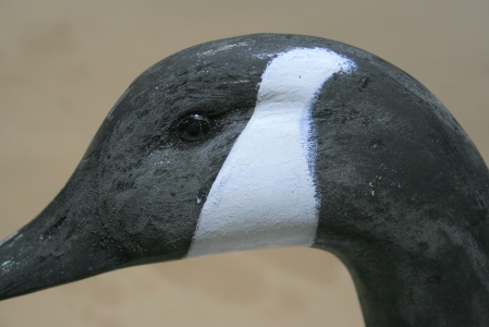 24 Goose - chinstrap finish paint