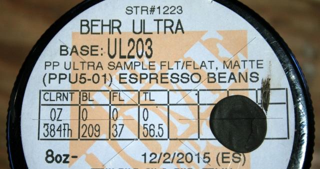 1 Espresso Beans