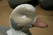 8 ~ I used the ELEPHANT SKIN on the face - but MOCHA LATTE is a better color - same as a BLACK DUCK face.